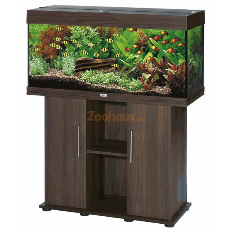 juwel aquarium schrank kombination rio 180 dunkelbraun 355 00 eur. Black Bedroom Furniture Sets. Home Design Ideas