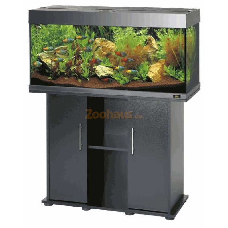 Juwel aquarium schrank kombination rio 180 schwarz 355 00 for Aquarium schrank