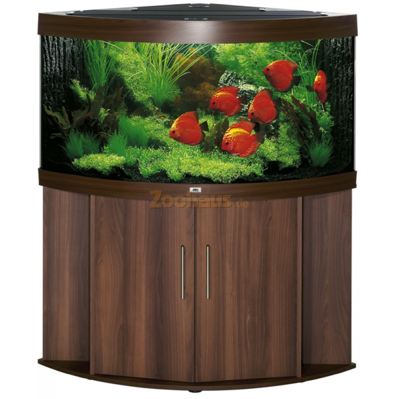 juwel aquarium schrank kombination trigon 350 dnkelbraun. Black Bedroom Furniture Sets. Home Design Ideas