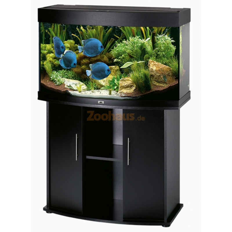 juwel aquarium schrankkombination vision 180 schwarz 469. Black Bedroom Furniture Sets. Home Design Ideas