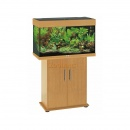 Aquariumskombination Rio 125 Dekor Buche mit Technik