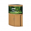 Aquariumskombination Trigon 190 Dekor buche mit Technik