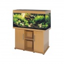 Aquariumskombination Rio 240 Dekor Buche mit Technik