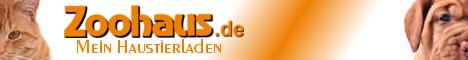 Zoohaus.de - Ihr Onlineshop für Haustierbedarf