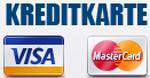 Bezahlung per Kreditkarte mit secupay bei www.zoohaus.de