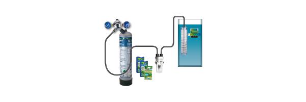 CO2 Einweg-Dünge-Systeme
