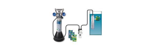CO2 Mehrweg-Dünge-Systeme