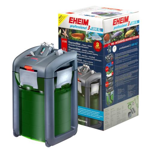 Eheim 2180 Professional 3 1200XLT Thermo Außenfilter