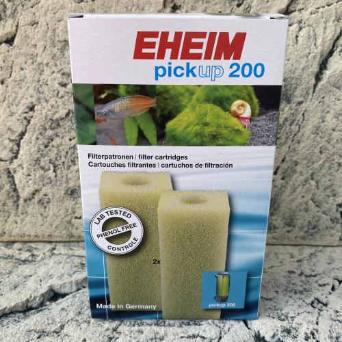 Filterpatrone für Eheim pickup 200 und 2012 (2 Stück)