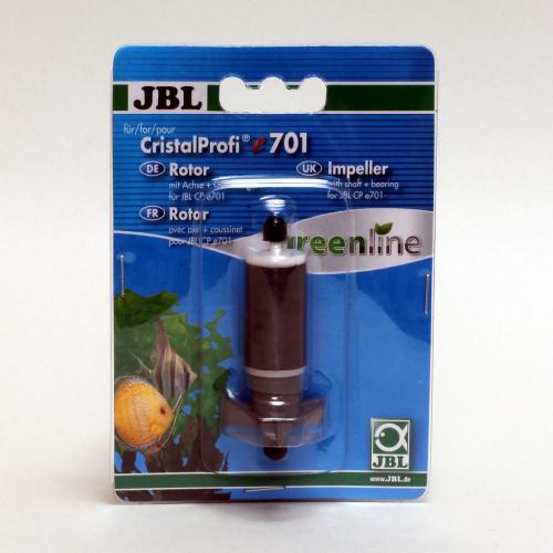 JBL Rotor-Set für CristalProfi e701 und e702 mit Achse und Gummilager