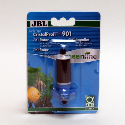 JBL Rotor-Set für CristalProfi e901 und e902 mit Achse und Gummilager