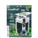 JBL CristalProfi e701 greenline Aquarien-Außenfilter -WHITE EDITION-