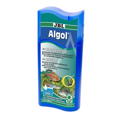 JBL Algol gegen Algen / Algenvernichter