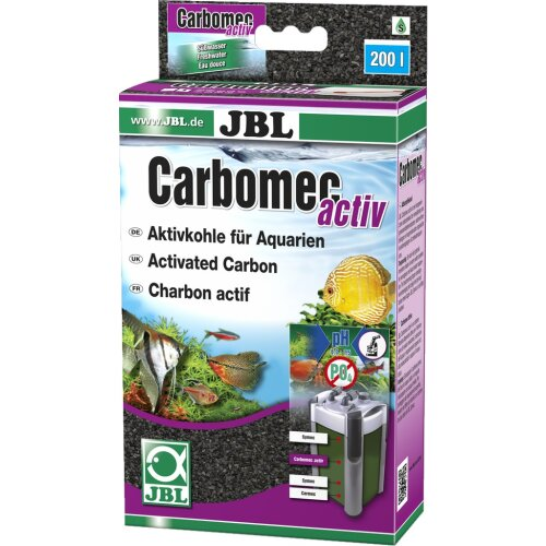 JBL Carbomec activ - Aktivkohle für Aquarien