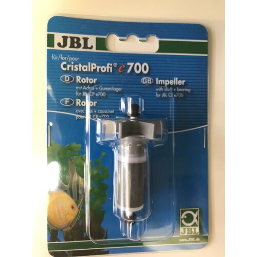JBL Rotor-Set für CristalProfi e700 mit Achse und Gummilager