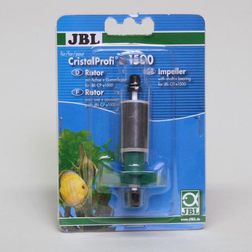 JBL Rotor-Set für CristalProfi e1500 mit Achse und Gummilager