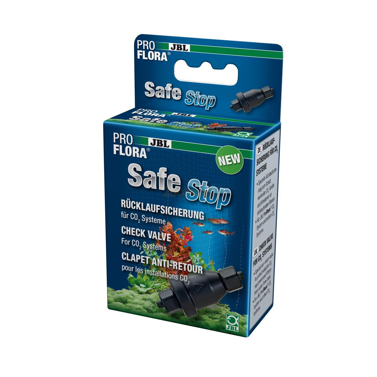 JBL ProFlora SafeStop Rückschlagventil