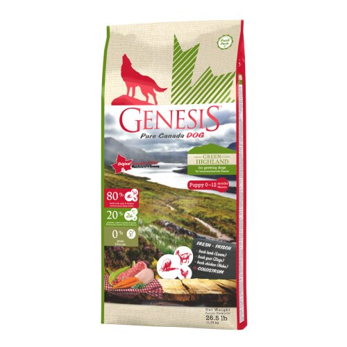 Genesis Green Highland Puppy 11,79 kg