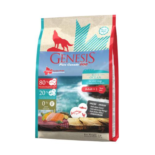 Genesis Hundefutter Pure Canada Dog - Blue Ocean für ausgewachsene Hunde 907 g