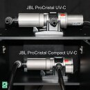 JBL ProCristal Compact UV-C Wasserklärer für Aquarien 11W