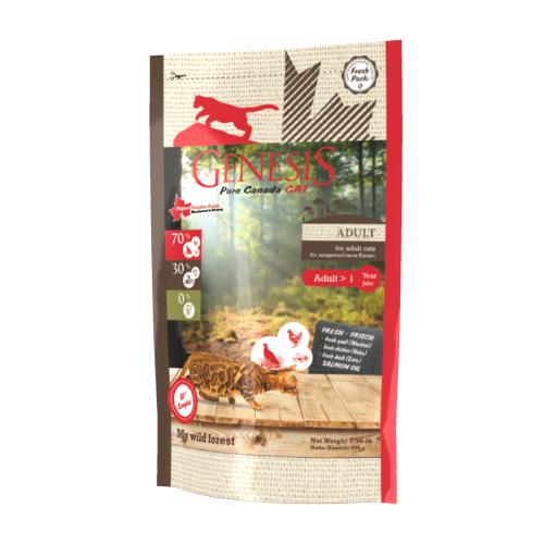 Genesis Pure Canada Cat - My wild forest für ausgewachsene Katzen 340 g
