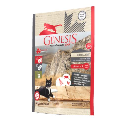 Genesis Pure Canada Cat - My gentle hill (Urinary) für ausgewachsene Katzen 2,267 kg