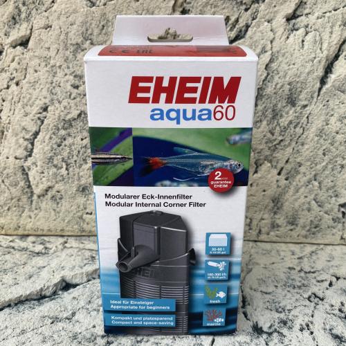 Eheim aqua60 Eck-Innenfilter